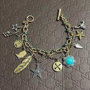 🖤LUCKY BRAND Indian bracelet